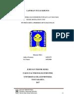 Laporan Khusus Furnace 11-F-101