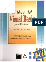 Nelson Ross - El Libro Del Visual Basic