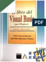 Nelson Ross - El Libro Del Visual Basic