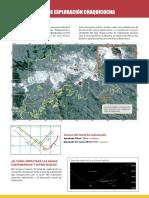 Hoja Informativa Tunel de Exploración Chaquicocha 4