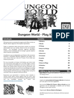 dungeon world, manual de classes expandido