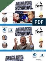 Estrategias Semanales 2018  - Analisis de Mercados y Trading.