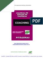Juegos de Coaching