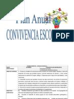 Plan Anual Convivencia Escolar San Lorenzo
