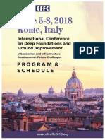 Rome Program 9C