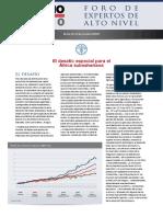 África Subsahariana FAO