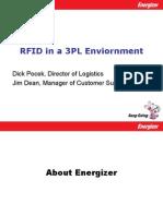 Energizer Presentation