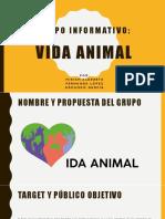 Proyecto Vida Animal
