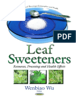Leaf Sweeteners - Resources, Processing and Health Effects (2015).pdf