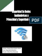 Seguridad WiFi y Internet