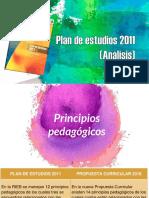 Plan 2011 vs Modelo Educativo - Copia