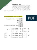 Matrices de Composición de Rotaciones