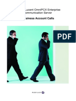 Business Account Calls