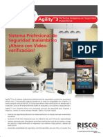 Agility3 Installer Brochure SP-LR