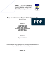 Piping and Instrumentation CONTROLS