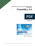 Delcam - PowerMILL 5.0 Whats New RU - 2004.pdf