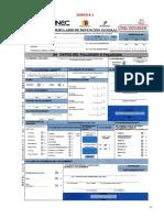 Formulario de Defuncion General