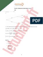 Bac Stmg 2018 Math Corrige