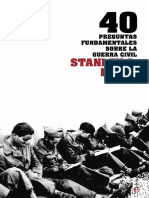 Payne Stanle G. 40 Preguntas Fundamentales Sobre La La Guerra Civil Española