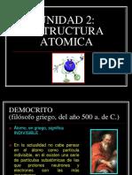 201003202007240.Unidad 2 Estructura Atomica