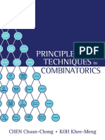 Chen Chuan-Chong, Koh Khee-Meng-Principles and Techniques in Combinatorics-World Scientific (1992)