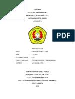 Cover Laporan Praktikum - KF