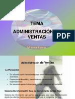 Administración de Ventas