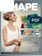 SCA's magazine SHAPE 3/2010