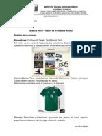 Analisis Micro y Macro de Una Empresa