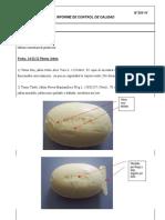 Informe 351-11 Cuarentenas y Rechazos de Producción