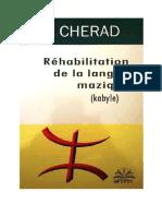 Réhabilitation de la langue maziqhe (kabyle).pdf