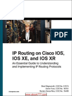 Ip Routing on Cisco Ios
