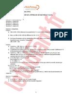 Bac STI2D _STL spécialité SPCL 2018 Corrigé Maths