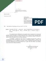 PROGETTO MILIARDARIO STRADA DEI PARCHI. ACCESSO ATTI NEGATO DAL MINISTERO