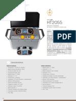 Brochure HT 2055