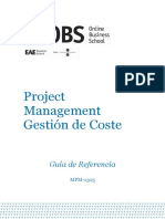 OBS GTP Material Coste