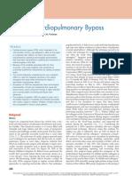 37 Pediatric Cardiopulmonary Bypass
