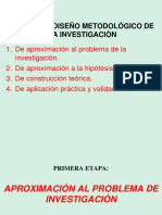 Aproximaciòn Al Problema de La Investigaciòn Al Objeto