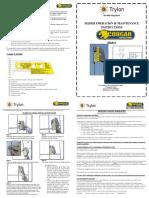 Cougar Slider ONLY Operation  Maintenance Instructions.pdf