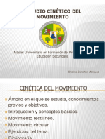 2 Cinematica Cristina Sánchez Márquez