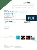 Ecodesign Study Lot2 Transformers 2011
