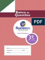 Língua Portuguesa 3º ano ens fundamental