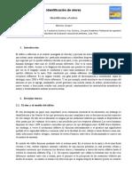 Informe 1. Sensorial.
