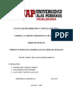 Monografia de Derecho Romano (1)