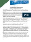 Rolled Aluminum Duties - Chamber of Commerce June 19
