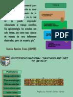 Epistemología-Investigación Científica (i)
