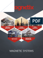 Magnetic Separators Catalogue