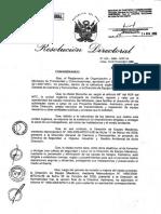Seguridad e Higiene Industrial y Gestión Ambiental de La DGCF.