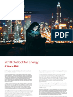 2018 Outlook for Energy