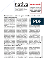 Jornal Alternativa 2156